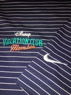 Nike Golf Shirt, Disney Vacation Club Member, Large, $10 for Sale in Marietta, GA