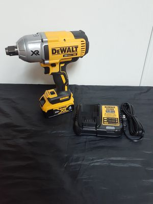 """Dewalt 20v XR Brushless 3/4"""" 3-Speed Impact Wrench (tool only) firm. for Sale in Anaheim, CA"""