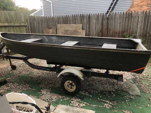 aluminum jon boat 12ft