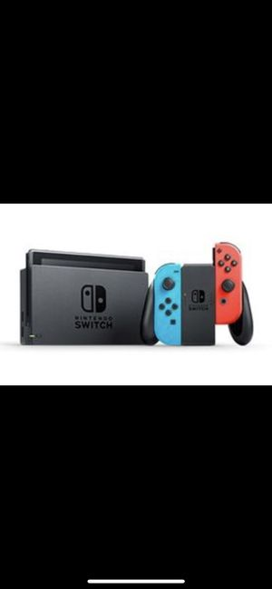 Nintendo switch with FIFA 18, Crash Bandicoot, Mario plus more for Sale in Homestead, PA