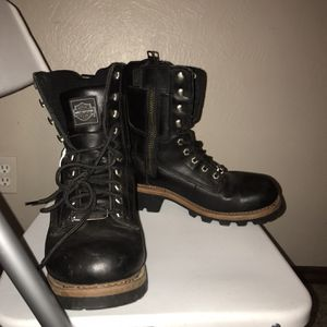 Harley Davidson Boots Sz 10 for Sale in Moore, OK