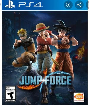 Jump Force Ps4 for Sale in Miami, FL