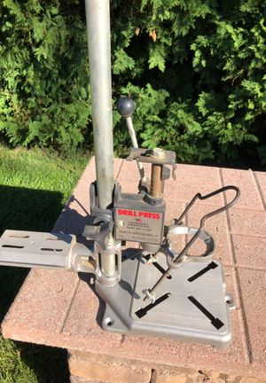 "Vermont America table top drill press no 17192 1/4"" &3/8"" drills for Sale in York, PA"