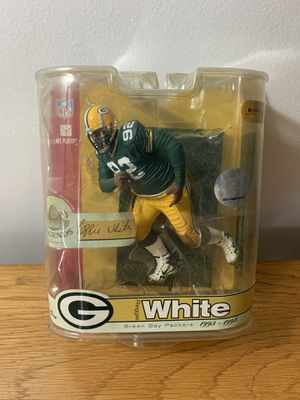 Green Bay Packers Legend Reggie White Action Figure for Sale in Tampa, FL