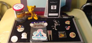 DISNEY COLLECTIBLES LOT for Sale in Plant City, FL