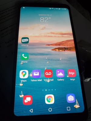 LG Stylo 5 Like new used for 1 month only. Unlocked for Sale in Ashburn, VA