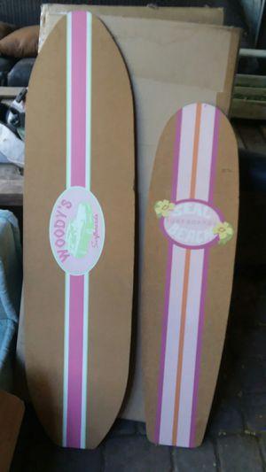Pottery barn corkboard surfboards for Sale in Litchfield Park, AZ
