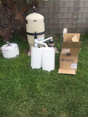 Gridpurx pool filter grids. Full set for Sale in El Monte, CA