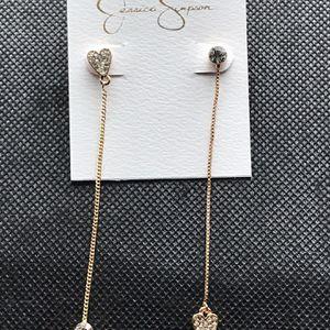Jessica Simpson Earrings for Sale in Dallas, TX