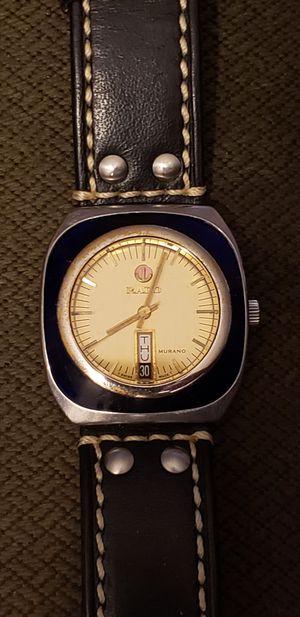 1973 Rado Murano automatic watch for Sale in Champaign, IL