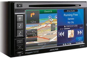 ALPINE INE W940. Gps navigation/Btooth/touchscreen/CD/DVD/sirus....... for Sale in Olympia, WA