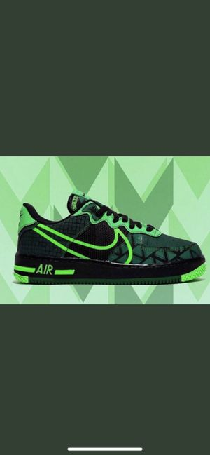 Nike Air Force Naija size 12 og box and receipt for Sale in High Point, NC