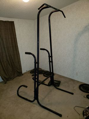 Golds gym power tower for Sale in Bedford, VA
