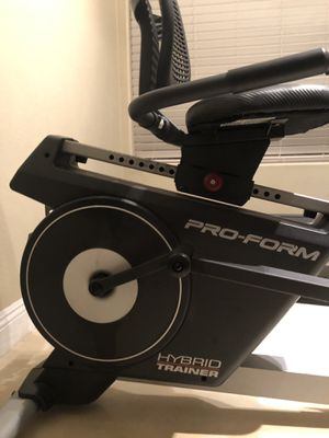 Two in one elliptical and bike for Sale in Laveen Village, AZ