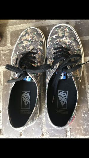 VANS (Mario Duckhunt Limited Edition) for Sale in East Los Angeles, CA
