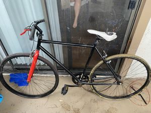 Fixie and Free Riding Bike for Sale in Tustin, CA