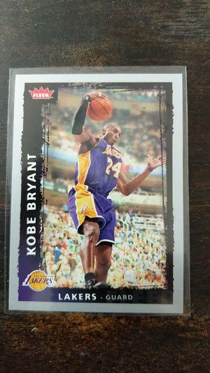 Kobe Bryant basketball card for Sale in Queen Creek, AZ