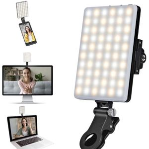 Video Conference Lighting, Webcam Lighting for Remote Working, Zoom Lighting for Laptop/Computer, Zoom Calls, Live Streaming, Self Broadcasting, Video for Sale in Monterey Park, CA