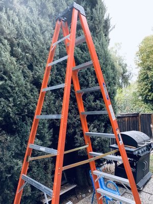 10 ft ladder for Sale in San Jose, CA