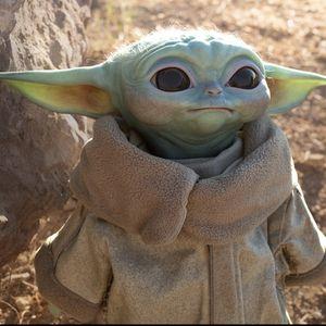 "Sideshow ""the Child"" Lifesize Prop Replica Baby Yoda / Grogu for Sale in Buford, GA"
