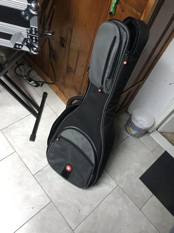 Guitar bag professional