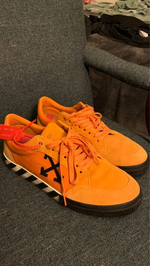 Off white sneakers for Sale in Tolleson, AZ