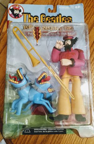 Figurine Beatles Yellow Submarine John with the Bulldog for Sale in Arvada, CO