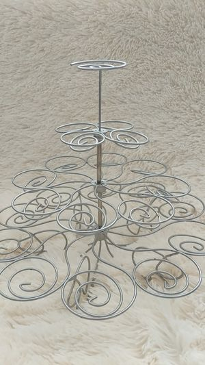 Cupcake wire stand for Sale in Olney, MD