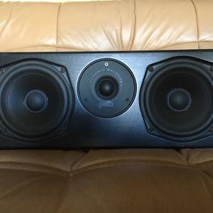 Polk Audio CS 245 Center Speaker for Sale in Frisco, TX