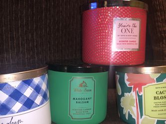 Bath & Body Works Candles for Sale in Ontario,  CA