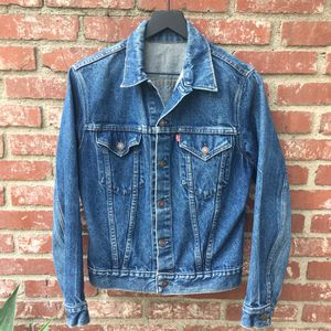 Vintage Levi's Trucker Jean Jacket Small for Sale in Los Angeles, CA