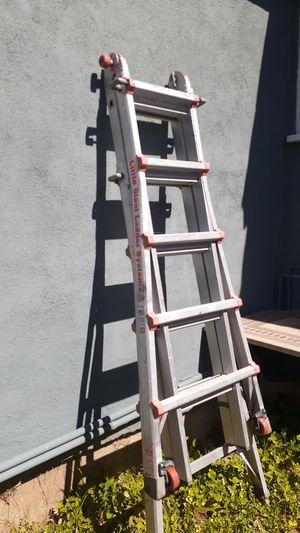 Little Giant Ladder w/ work platform for Sale in Chula Vista, CA
