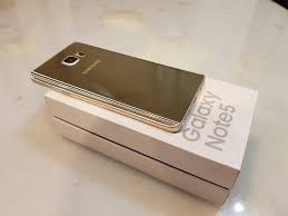 Samsung Note 5 New phone Globally Unlocked for Sale in Wheaton, MD