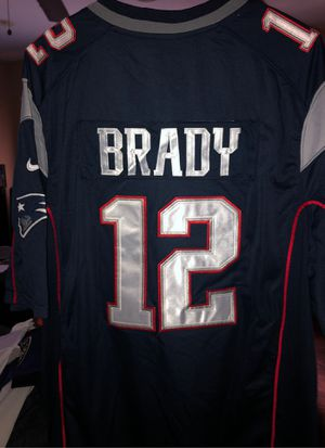 Football jersey Tom Brady for Sale in Riverside, CA