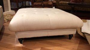 Puff coffee table or ottoman for Sale in Redmond, WA