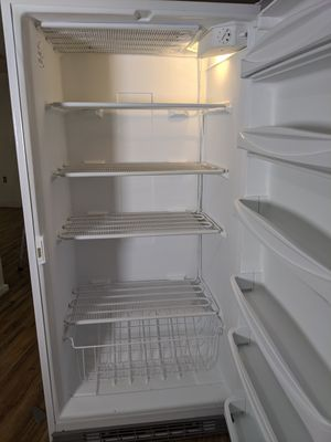 COMMERCIAL HEAVY DUTY Upright Freezer 21 Cu White Stand Up IMPERIAL # ICF2111A01 ... for Sale in Alexandria, VA