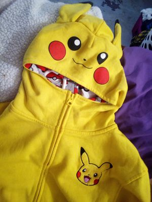 Brand New Thick L Pikachoo Jacket for Sale in Davenport, IA