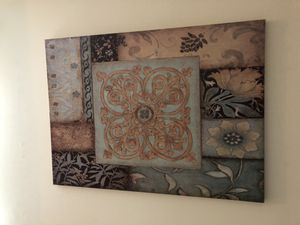 Quatrefoil Canvas Art for Sale in Canton, CT