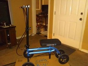 Kneerover mobility-new scooter for Sale in Sacramento, CA