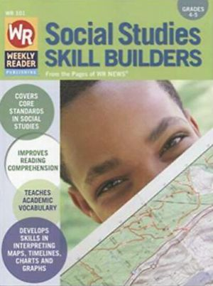 Social Studies Skill Builders-Weekly Reader Publishing for Sale in Gilmer, TX