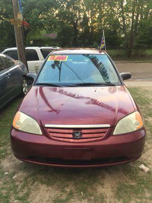 02 Honda Civic for Sale in Port Allen, LA
