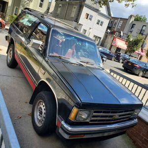 Official Classic Car for Sale - 87' Chevy Blazer Only 96k miles for Sale in Brooklyn, NY