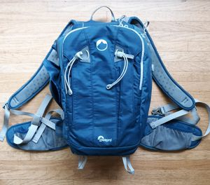 Large Lowepro Professional Camera Backpack for Sale in San Clemente, CA
