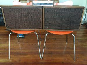 Vintage Bose 901 Series IV Speakers With Equalizer/Boxes for Sale in Sanford, FL