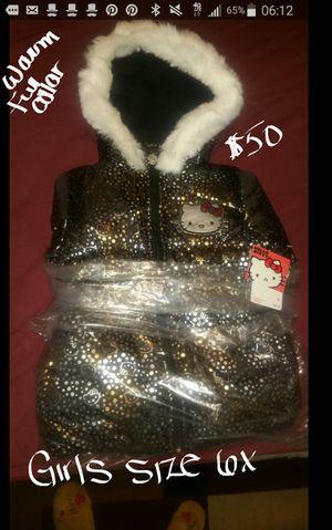 Hello Kitty winter coat brand new.😚 for Sale in Atlanta, GA
