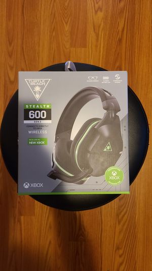 Xbox headset for Sale in Everett, WA