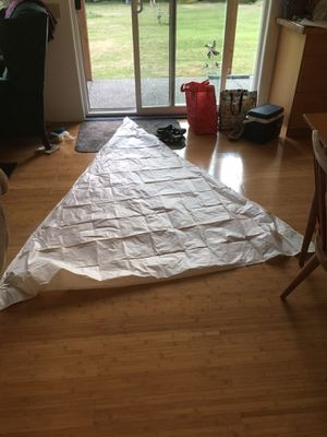New jib sail for small boat for Sale in Stanwood, WA