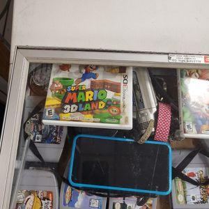 Nintendo 3D Mario for Sale in Germantown, MD