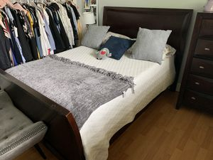 Full bed and mattress for Sale in Hollywood, FL
