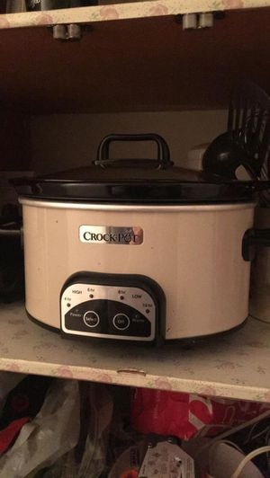 Crock-Pot for Sale in Long Beach, CA